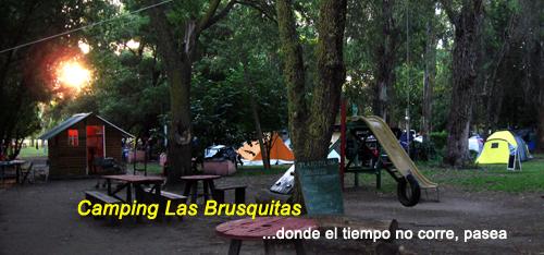 Camping Las Brusquitas. Miramar