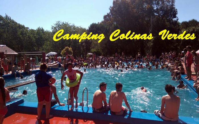 Camping Colinas Verdes. Zona Mar del Plata