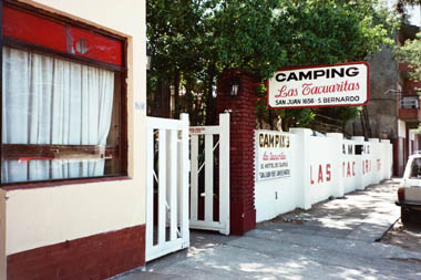 Camping Las Tacuaritas