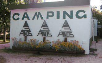 Camping Los 3 Pinos
