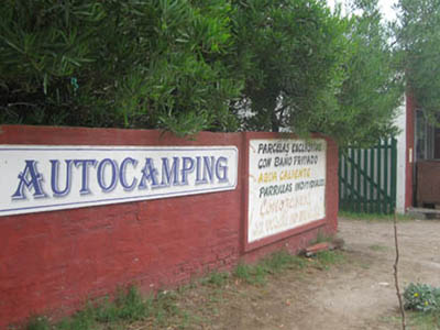 Camping La Bajada. Dunamar