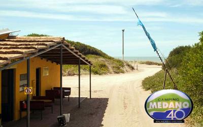 Camping Médano 40. Orense