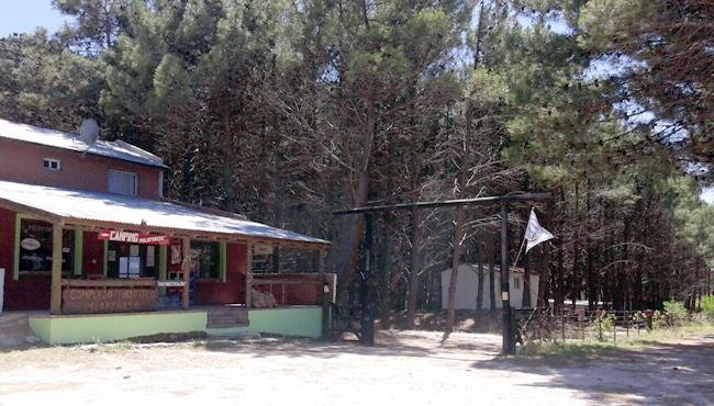 Camping Peloponeso. Orense