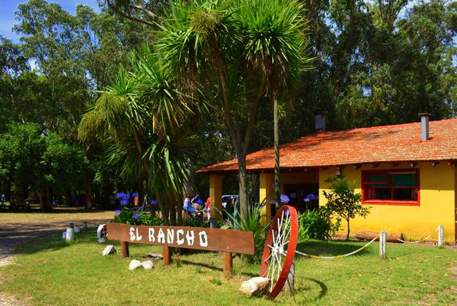 Camping El Rancho