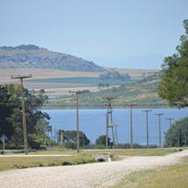 El Malon base de campamento. Laguna la Brava