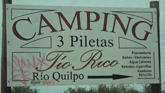 Camping 3 Piletas de Tïo Rico. Córdoba