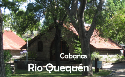 Río Quequén. Cabañas y Camping en Necochea