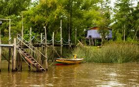 Listado completo Campings en Delta. Tigre