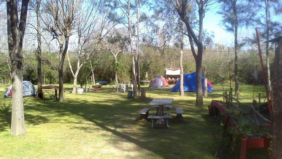 Camping Que Nene. Zona Delta. Tigre