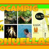 Ecocamping Biohuellas. Lujan
