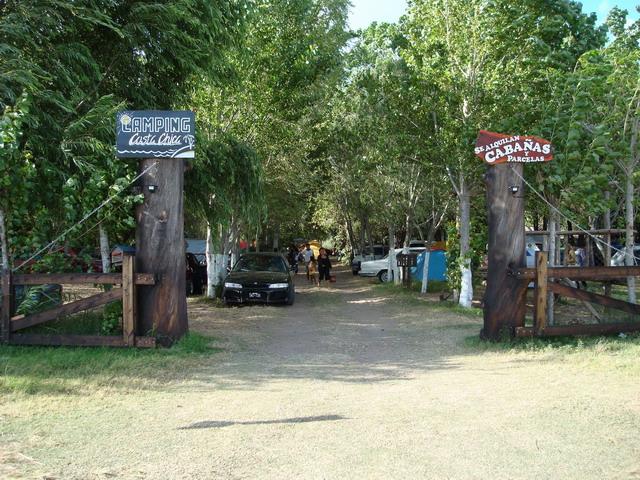 Camping Costa Chica. Las Toninas