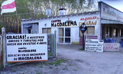 Camping Magdalena